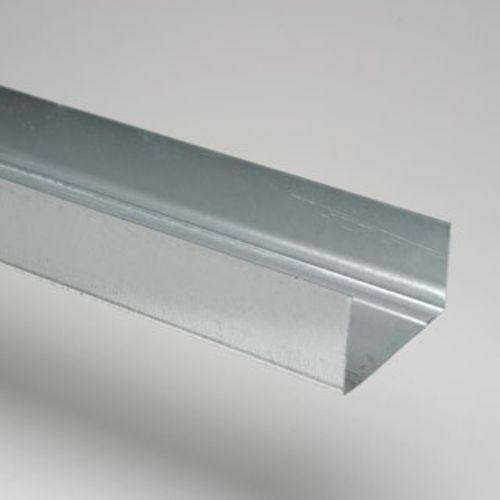 Metalstud horizontaal profiel 75 4000 mm