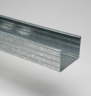 MSV 50 4000 mm verticaal metalstudprofiel