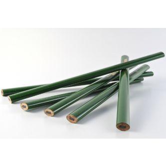 Bouwpotlood groen